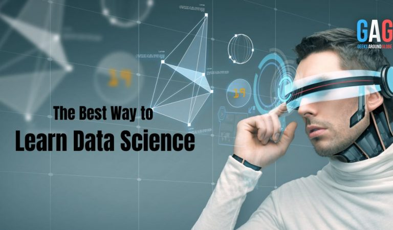 The Best Way to Learn Data Science