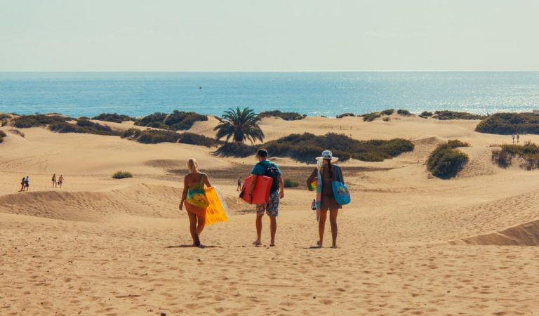 Maspalomas Beach: what you need to know before going there