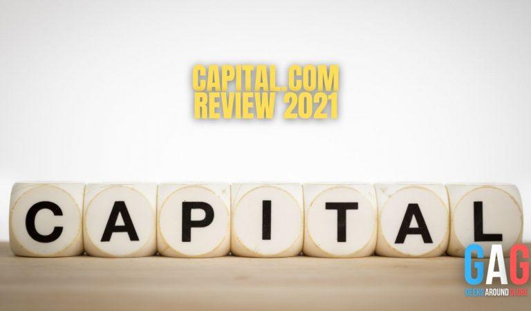 Capital.com Review 2021