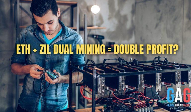 ETH + ZIL Dual Mining = Double Profit?