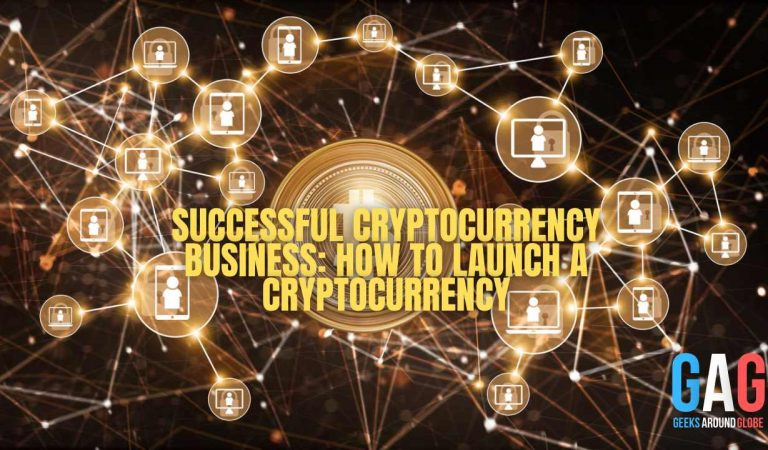 Successful Cryptocurrency Business: how to launch a cryptocurrency