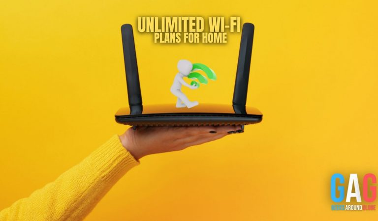 Unlimited Wi-Fi plans for Home